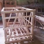 Proizvodnja drvenih sanduka