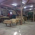 Proces proizvodnje drvene ambalaže
